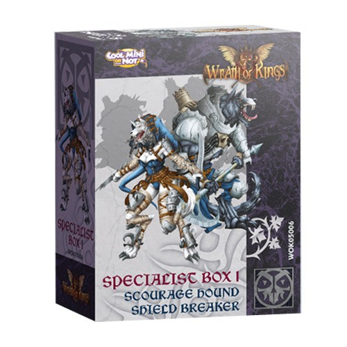Wrath of Kings House of Goritsi: Specialist Box 1 [SALE]
