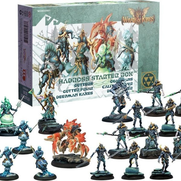 Wrath of Kings House of Hadross: Starter Box [SALE]