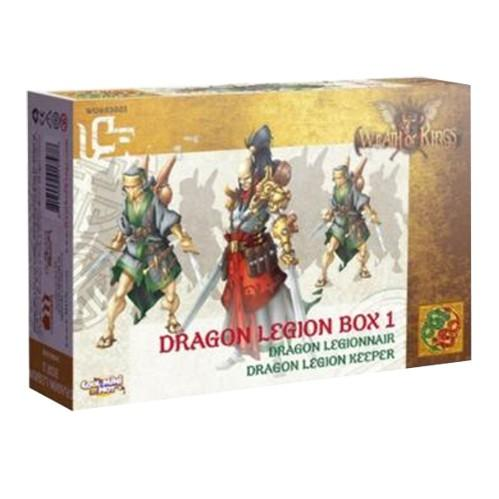Wrath of Kings House of Shael Han: Dragon Legion Box 1