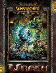 Warmachine: Forces of Warmachine: Wrath (SC)