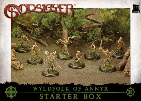 Godslayer: Wyldfolk Of Annyr Starter Box