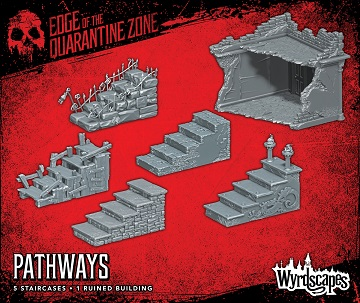 Wyrdscapes: Edge Of The Quarantine Zone- Pathways