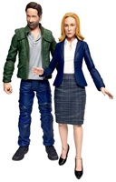 "X-Files: 7"" Figures- Scully"