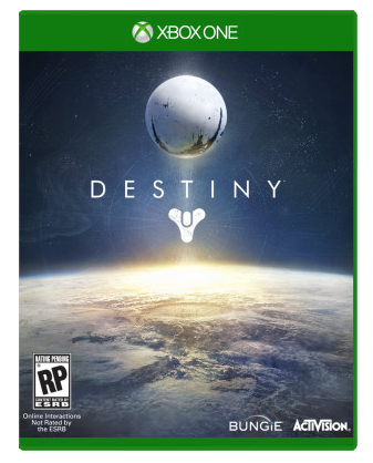 XBOX ONE: DESTINY