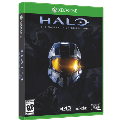 XBOX ONE: HALO MASTER CHIEF COLLECTION (DAY ONE)
