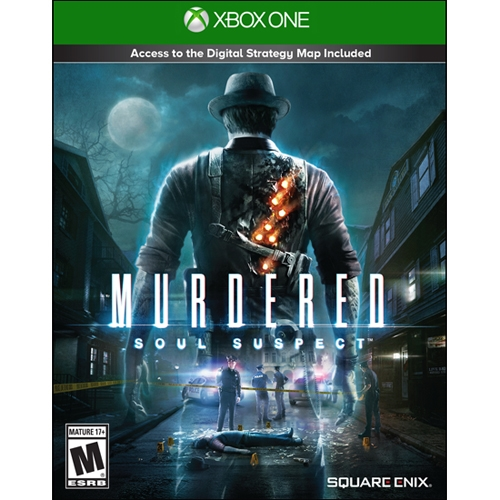 XBOX ONE: Murdered: Soul Suspect