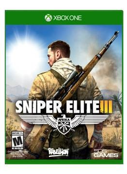 XBOX ONE: SNIPER ELITE 3: AFRIKA (Previously Enjoyed)