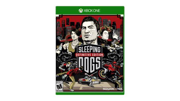 XBOX ONE: Sleeping Dogs Definitive Edition