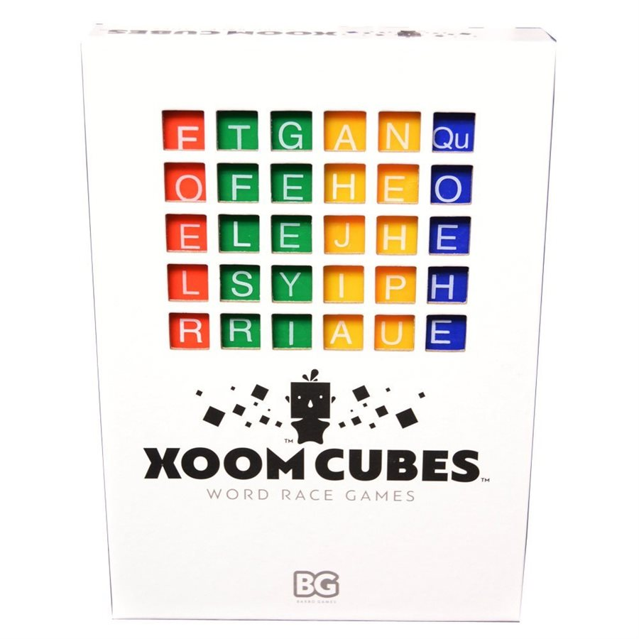 Xoom Cubes [Damaged]