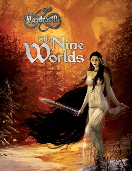 Yggdrasil: The Nine Worlds