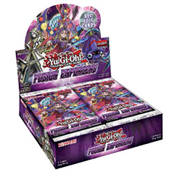 Yu-Gi-Oh!: Fusion Enforcers- Booster