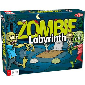 Zombie Labyrinth [Damaged]