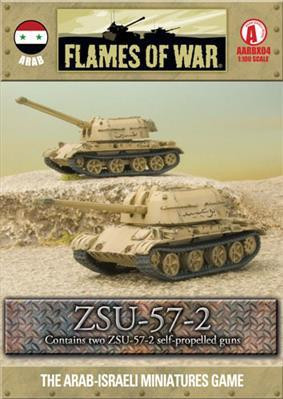Fate Of A Nation: Arab: ZSU-57-2