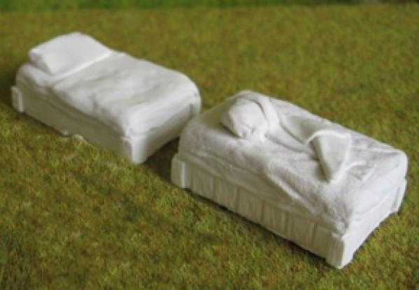 Ziterdes: Beds (Set of Two)