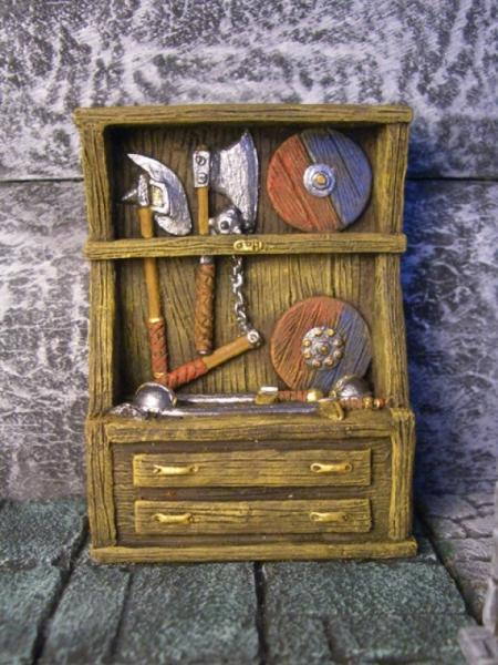 Ziterdes: Weapons Cabinet