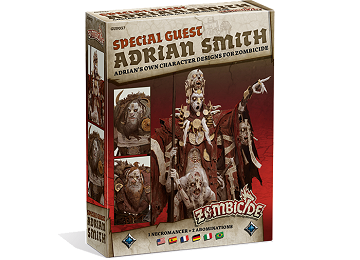 Zombicide Green Horde - GUEST ADRIAN SMITH 2