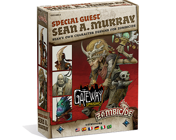 Zombicide Green Horde - GUEST SEAN A. MURRAY