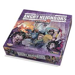 Zombicide: Angry Neighbors [Damaged]