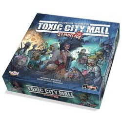 Zombicide: Toxic City Mall [Damaged]