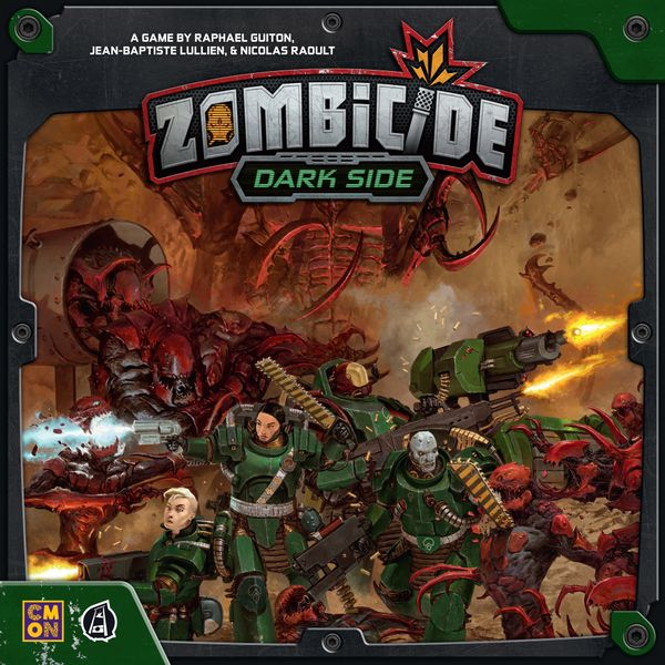 Zombicide: Invader - Dark Side