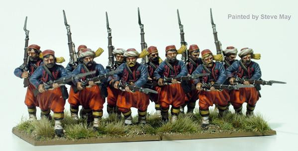 Perry: 28mm American Civil War: Zouaves