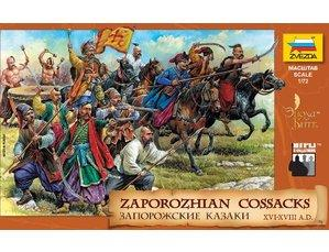 Zvezda Historical 1/72 Scale: Cossacks