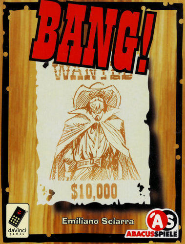 BANG! (4th Edition) [Damaged]