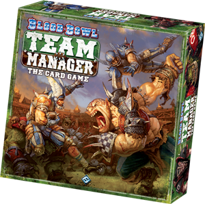 Blood Bowl: Team Manager - The Card Game [SALE]