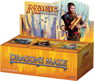 Magic the Gathering: Dragons Maze: Booster Pack