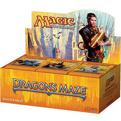 Magic the Gathering: Dragons Maze: Booster Box