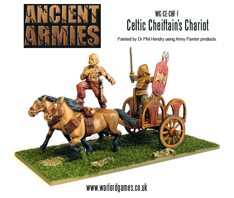 Hail Caesar: Celts: Chieftains Chariot