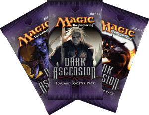 Magic the Gathering: Dark Ascension: Fat Pack