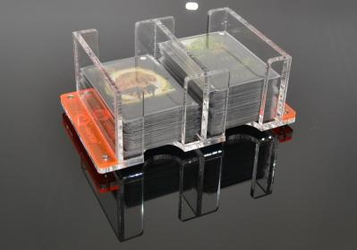 e-Raptor Games: 2L Solid Transparent Card Holder
