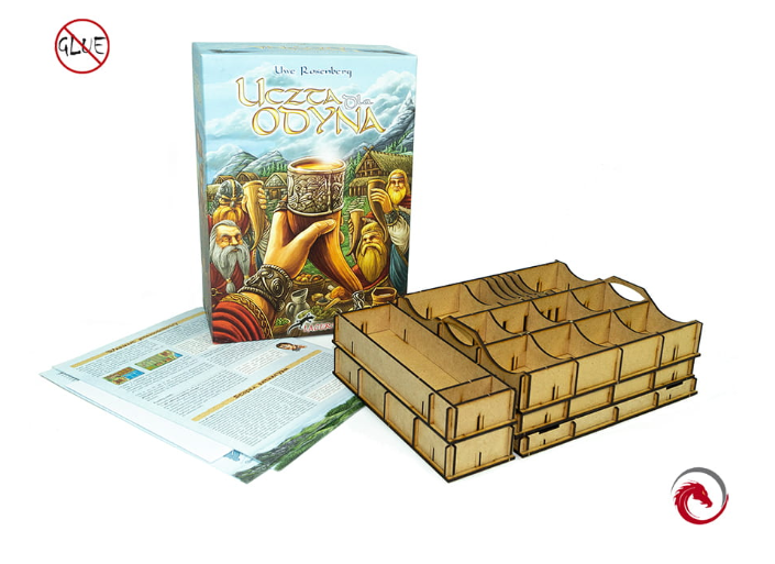 e-Raptor Games: Insert -  A Feast for Odin