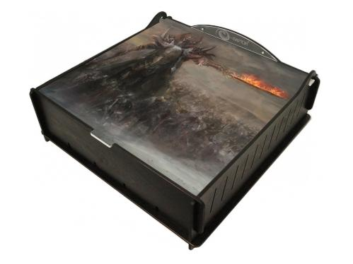 e-Raptor Games: Trading Card Ultimate Storage Box - Death Army