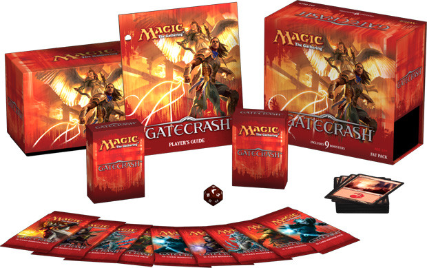 Magic: Gatecrash: Fat Pack