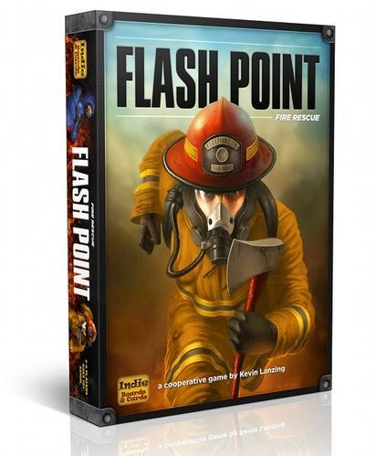 Flash Point: Fire Rescue (2nd Edition) [Damaged]