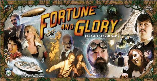 Fortune and Glory (SALE)