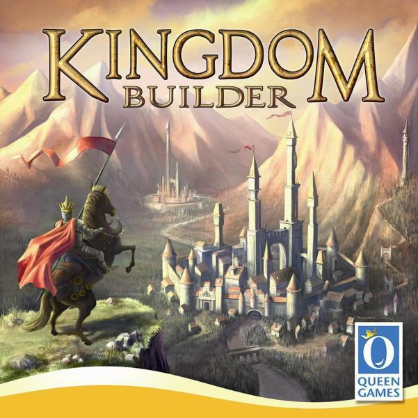 Kingdom Builder [Damaged]