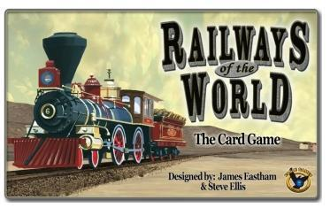 Railways of the World: The Card Game Expansion [SALE]