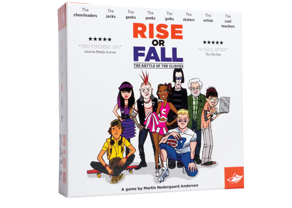 Rise or Fall [SALE]