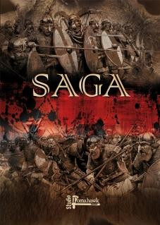 SAGA: Rulebook 1st Edition [SALE]