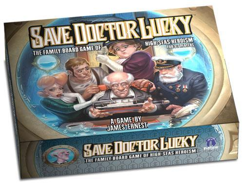 Save Doctor Lucky (Deluxe Edition)