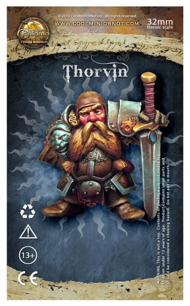 Enigma Miniatures: Thorvin, The Great