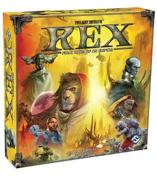 Twilight Imperium Rex: Final Days of An Empire [SALE]