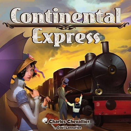 Continental Express [SALE]