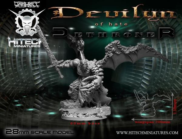 HiTech Miniatures: Dethroner
