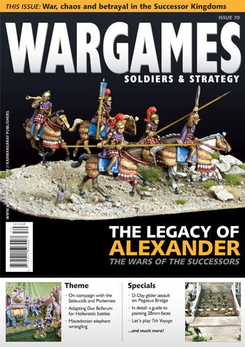 Wargames, Soldiers & Strategy Magazine: Issue #70