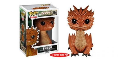 POP! Movies 124: The Hobbit: The Battle of Five Armies -Smaug