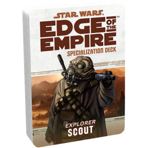 Star Wars Edge of the Empire: Specialization Deck - Scout